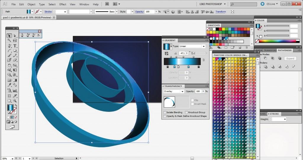Как в иллюстраторе сделать прозрачным фоном