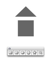 простые формы для стелочек