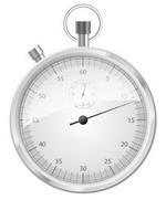 Как нарисовать векторный секундомер в Adobe Illustrator (перевод).