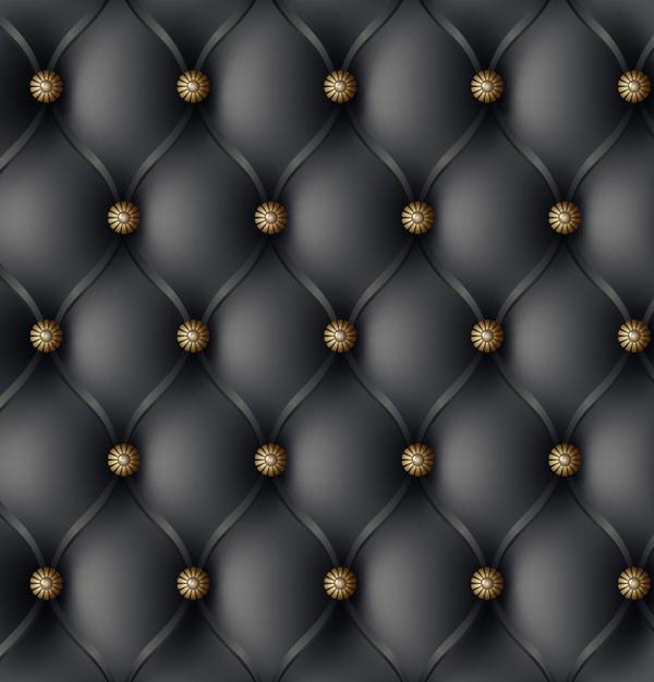 Рисуем текстуру кожаной обивки мебели