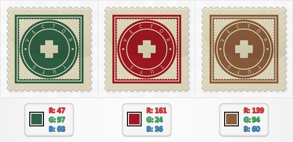 Меняем цвето марок