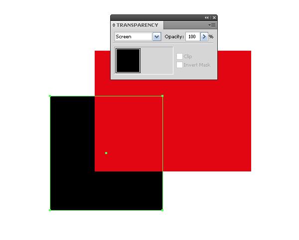 Черные объекты становятся прозрачными